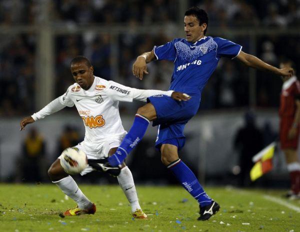 Santos e Vélez se enfrentam na semifinal da Copa Libertadores