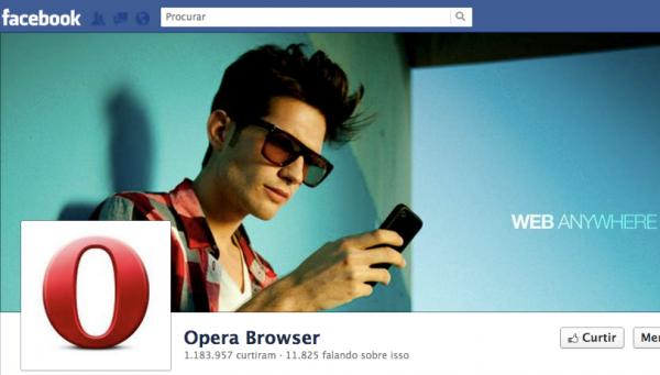 Facebook pode comprar Opera e entrar na guerra dos browsers, diz site