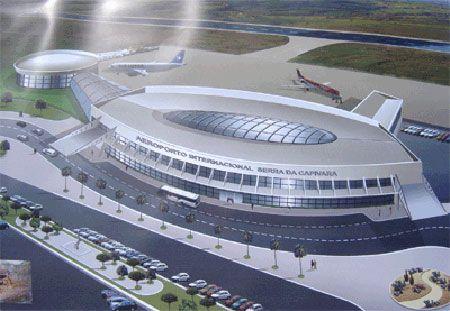 Obra do Aeroporto de São Raimundo Nonato foi retomada