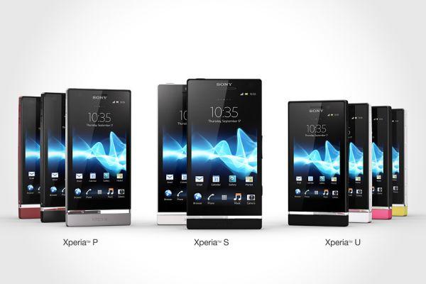 Sony lança Tablet e linha completa de smartphones Xperia NXT no Brasil