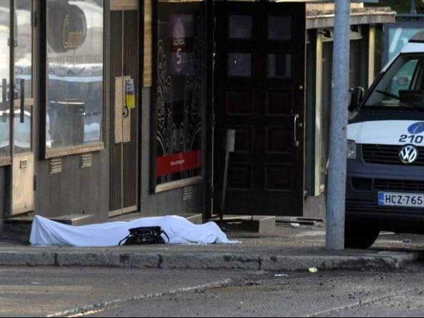 Armado com rifle, atirador abre fogo na Finlândia e mata 2 pessoas