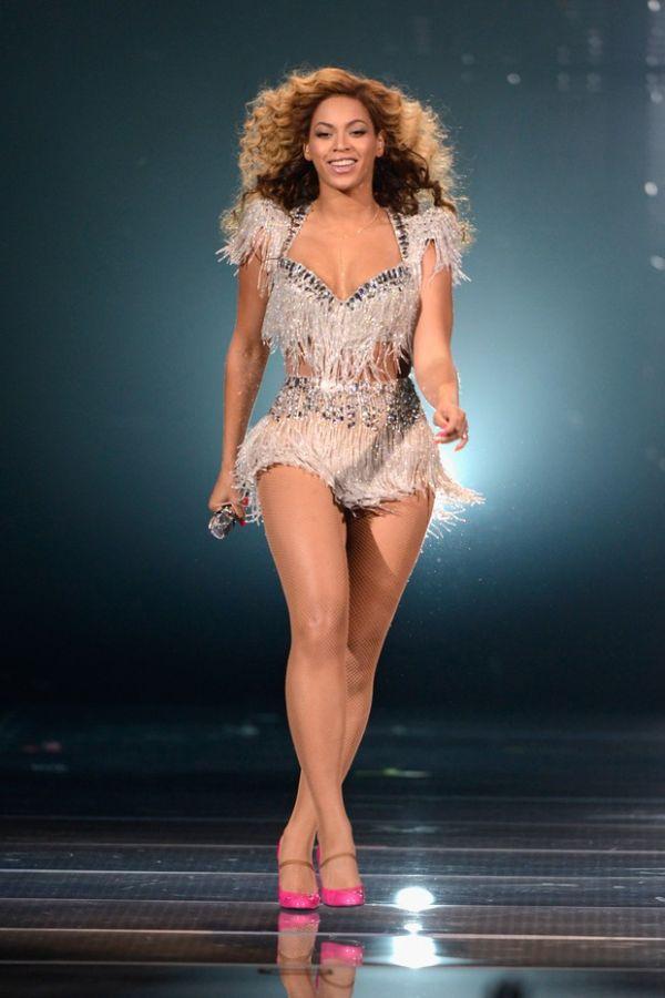 Beyoncé mostra boa forma após nascimento da filha