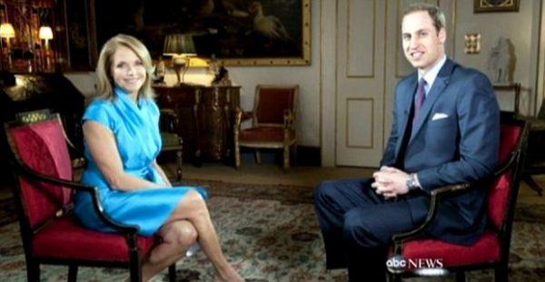 Príncipe William diz que sentiu falta da mãe no dia do seu casamento
