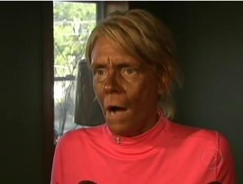 Americana é acusada de levar filha de 5 anos a câmara de bronzeamento
