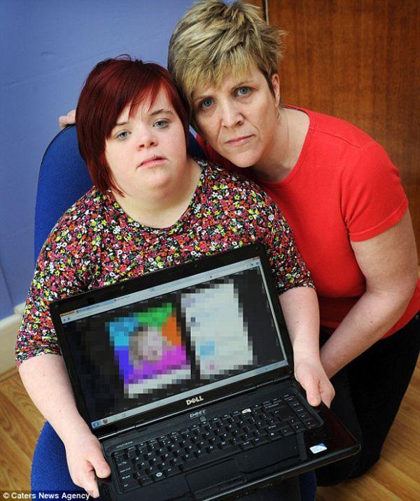 Menina com síndrome de Down sofre bullying no Facebook e polícia ignora caso