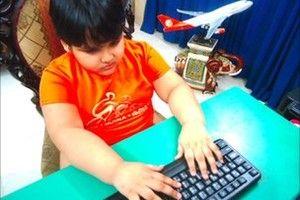 Menino de 6 anos pode ser o mais novo ?expert? em computadores