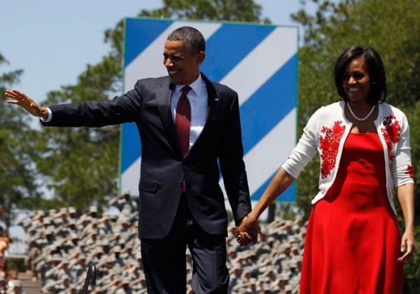Obama era um amante caloroso, diz ex-namorada