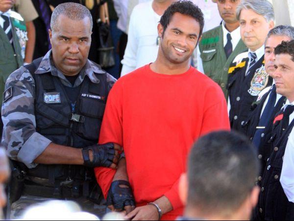 Advogado diz que goleiro Bruno pode sair da cadeia em junho