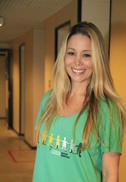 Danielle Winits fará par romântico com Leo Jaime em Malhação