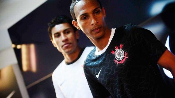 Corinthians lança novas camisas com homenagem ao estado de SP
