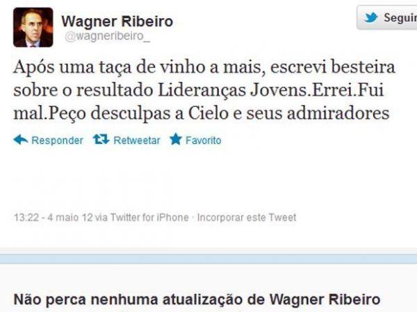 Empresário de Neymar culpa taça de vinho por crítica a Cielo