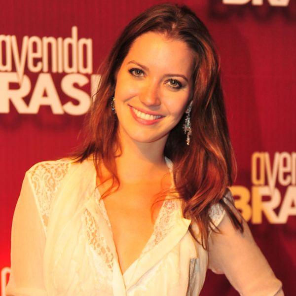 Nathalia Dill tem o cabelo mais pedido da Globo