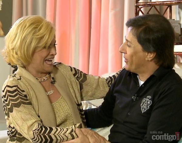 ?O Chico [Anysio] me adotou como filho?, diz Tom Cavalcante à Hebe Camargo