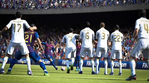 Empresa divulga as primeiras imagens do Fifa 2013. Veja aqui