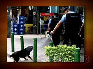 Flagrante de PM agredindo cão gera polêmica nas redes sociais