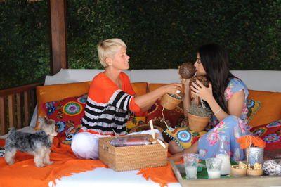 Em entrevista Juliana Paes revela a Xuxa: