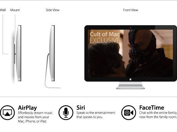 Surgem novos rumores do que seria a nova smart TV da Apple