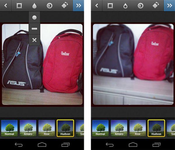 Instagram para Android ganha a função Tilt Shift após update