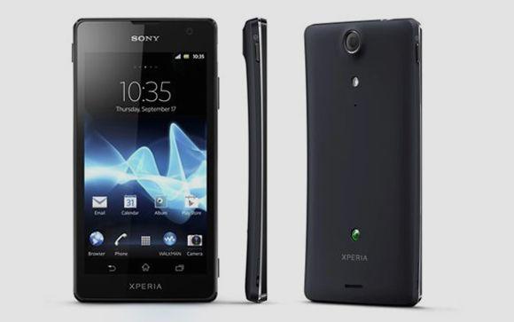 Sony anuncia smartphone com câmera de 13 MP e tela de 4.6