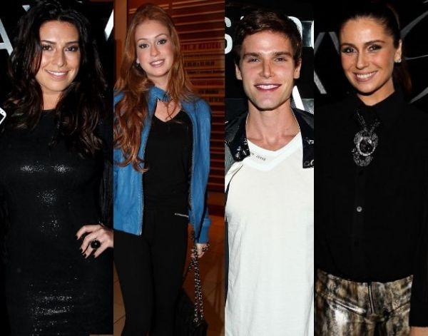 Deborah Secco e Giovanna Antonelli cobram R$40 mil para aparecer em uma festa