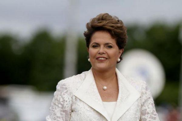 Dilma Rousseff :