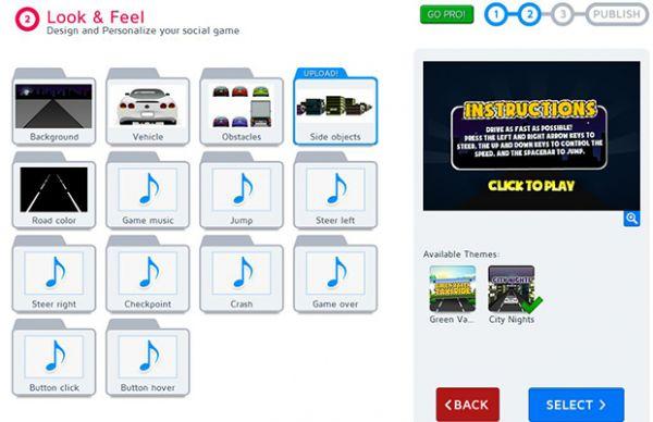 Empresa divulga ferramenta gratuita no Facebook para criação de games sociais