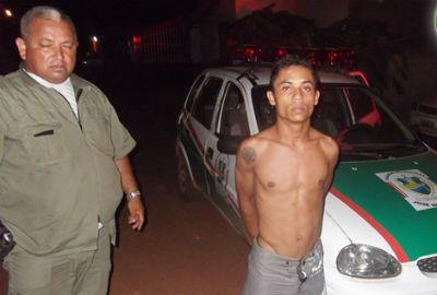 Jovem é preso após furtar motocicleta em José de Freitas