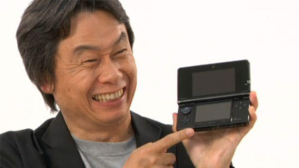 Nintendo descarta revisão do 3DS e pensa em criar novos portáteis