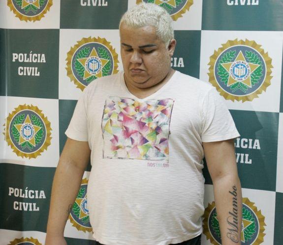 Pai de Santo é preso acusado de formação de quadrilha e extorsão