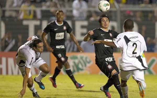 Corinthians segue na lanterna e volta a ter pior início de Brasileirão