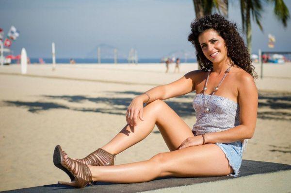 Já no Brasil, Noemí quer se encontrar com Fael, mas descarta namoro