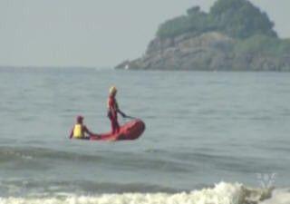 Localizado corpo de menino de 13 afogado enquanto brincava com família