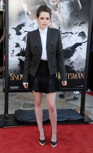 Kristen Stewart é a atriz mais bem paga de Hollywood