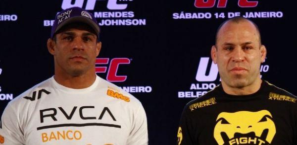Vitor Belfort sobre Wanderlei Silva: