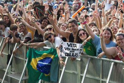 Ivete Sangalo sacode multidão no Rock in Rio Lisboa