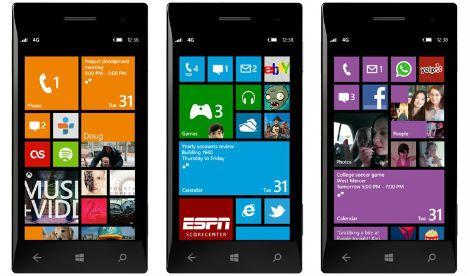 Microsoft apresenta Windows Phone 8 muito mais potente e com novo design