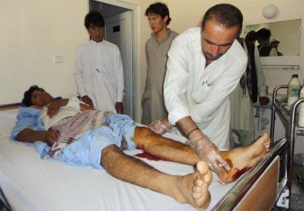 Sobe para 21 o número de mortos em atentado suicida no Afeganistão