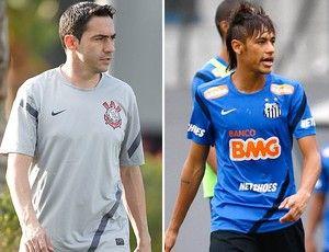 Timão e Santos se enfrentam por vaga na final da Libertadores