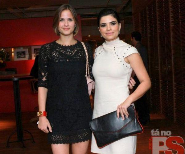 Vanessa Giácomo evita falar sobre a separação de Daniel Oliveira