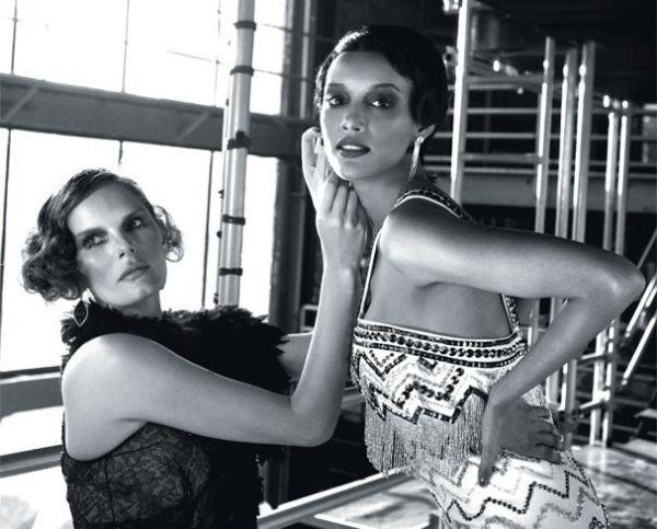 Adeus, empreguete! Taís Araújo encarna dançarina estilosa dos anos 20
