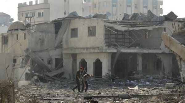 Bombardeio israelense mata mais um palestino na Faixa de Gaza