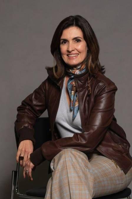 Fátima Bernardes diz que só pensa e fala sobre novo programa