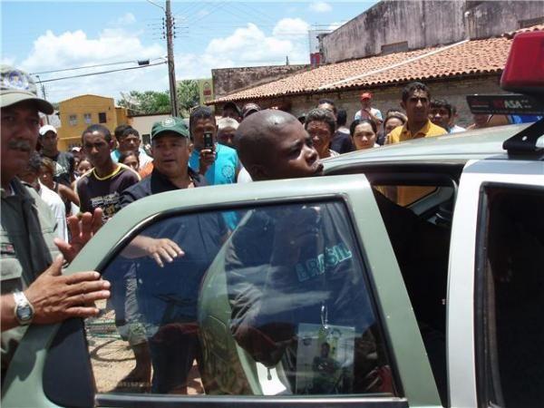 Homem que tentou o suicídio em José de Freitas aplica golpe novamente