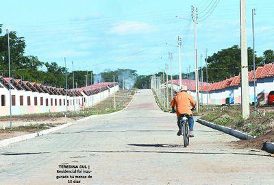 Novos residenciais desenvolvem zona Sul de Teresina
