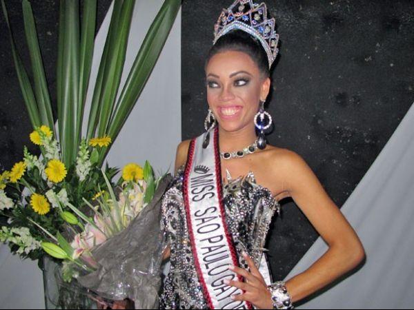 Final de Miss Gay SP acaba em tumulto e eleita quase apanha