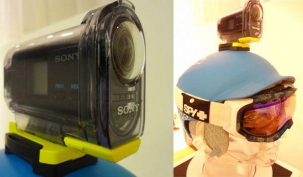 Sony lançará câmera digital para concorrer com GoPro