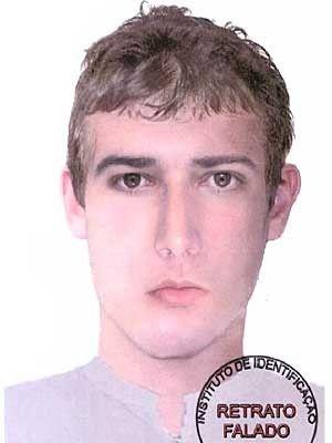 Polícia do DF divulga retrato falado de ladrão de vibrador de ouro
