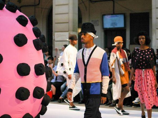 Paris: estilista dinamarquês usa apenas modelos negros