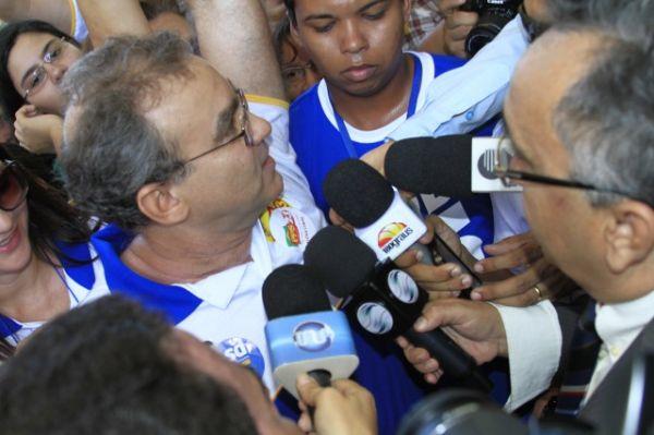 Firmino diz que Teresina é uma cidade livre e quer campanha limpa