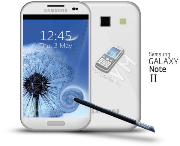 Galaxy Note 2 terá tela de 5,5 polegadas e mesmo design do S3
